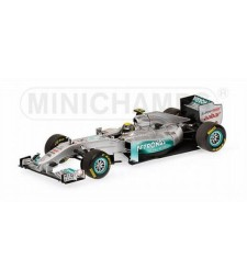 MERCEDES GP - NICO ROSBERG - SHOWCAR 2011 L.E. 1008 pcs.