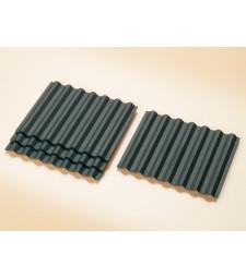 Трапецовидни покривни листове H0 (4 pieces Each 117 x 95 mm)