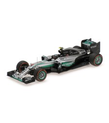 MERCEDES AMG PETRONAS FORMULA ONE TEAM F1 W07 HYBRID - NICO ROSBERG - WINNER JAPANESE GP 2016