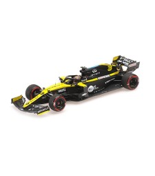 RENAULT DP WORLD F1 TEAM R.S.20 - DANIEL RICCIARDO - 3RD PLACE EIFEL GP 2020