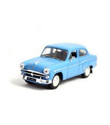 1958 Moskwitch 407 Polish Cars Blue