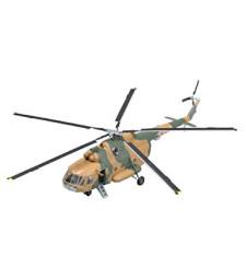 1:72 Хеликоптер Ми-8 Хип С -Унгарски военновъздушни сили (Mi-8 Hip-C Hungarian Air Force Mi-8T No.10426)