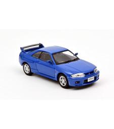 Nissan Skyline R33 GT-R 1995 - Blue metallic