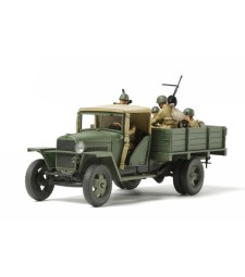 1:48 Руски камион 1.5t, 1941 - 5 фигури