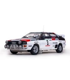 Audi Quattro A1 - #3 H.Mikkola/A.Hertz - Winner Rallye de Portugal 1983