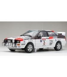 Audi Quattro A2 - #2 H.Mikkola/A.Hertz 1983
