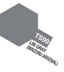 TS-99 IJN Gray (Maizuru Aresenal) - 100ml Spray Can