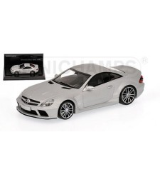MERCEDES-BENZ SL65 AMG BLACK SERIES (R230) - 2009 - MATT SILVER - L.E. 2010 pcs