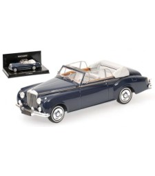 BENTLEY S2 CABRIOLET - 1960 - BLUE L.E. 2000 pcs.