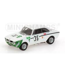 "ALFA ROMEO GTA 1300 JUNIOR - COLZANI, CAZZAGO ""POOKY"" & VENTURI - JARAMA 1972"