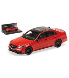 BRABUS 850 E63 E-CLASS - 2014 - RED METALLIC