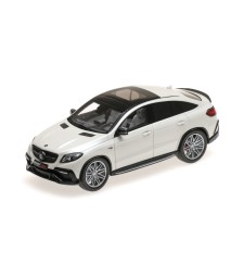 BRABUS 850 AUF BASIS MERCEDES-BENZ GLE 63 S - 2015 - WHITE