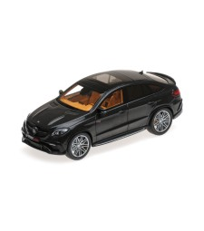 BRABUS 850 AUF BASIS MERCEDES-BENZ GLE 63 S – 2016 – BLACK METALLIC L.E. 300 pcs.