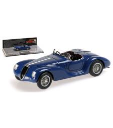 ALFA ROMEO 6C 2500 SS CORSA SPIDER - 1939 - BLUE L.E. 300 pcs.