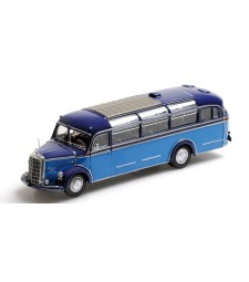 MERCEDES-BENZ O 3500 BUS - 1950 - LIGHT BLUE / DARK BLUE L.E. 504 pcs.