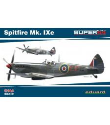 1:144 Британски изтребител Супермарин Спитфайър Мк. IXe (Supermarine Spitfire Mk. Ixe)