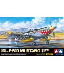 1:32 Американски изтребител F-51D Mustang от Корейската война