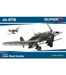 1:144 Германски самолет Ju 87G  DUAL COMBO