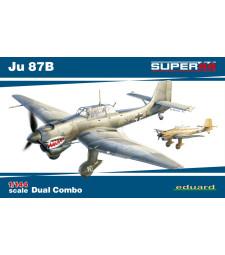 1:144 Германски самолет Ju 87B DUAL COMBO