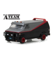 Hollywood - The A-Team (1983-87 TV Series) - 1983 GMC Vandura Solid Pack - Hollywood Series 19