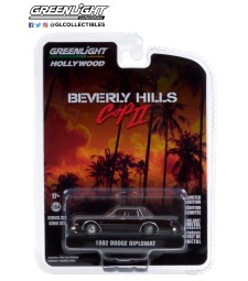 Hollywood Series 31 - Beverly Hills Cop II (1987) - 1982 Dodge Diplomat Solid Pack
