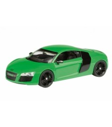 Audi R8 signal green