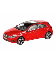 Mercedes-Benz A-Klasse red