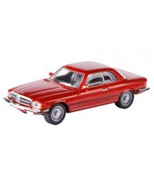 MB 450 SLC Coupé, red 1980