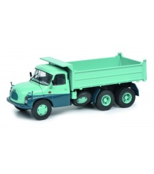Tatra T138 Dump Truck, blue