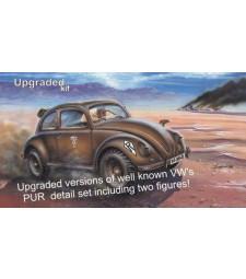 1:35 Военен автомобил VW type 87 UPGRADED