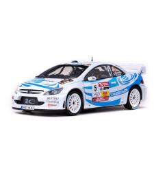 Peugeot 307 WRC - #5  S.Sarrazin/J.Renucci