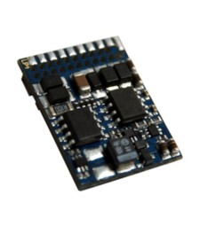 LokPilot V4.0 DCC decoder, with 21MTC connector