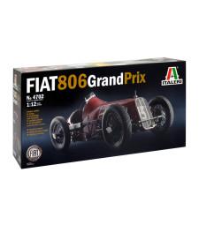 1:12 Състезателен автомобил Фиат 806 Гран При (FIAT 806 GRAND PRIX)