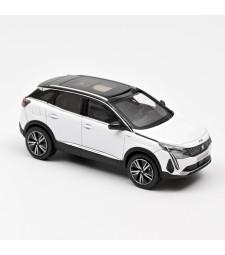 Peugeot 3008 GT HYBRID4 2020 - Pearl White