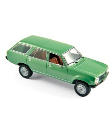 Peugeot 504 Break Dangel 1980 - Green Metallic
