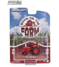Down on the Farm Series 4 - 1987 Ford 5610 - Kansas Department of Transportation (DOT) Solid Pack