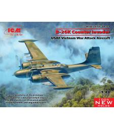 1:48 Изтребител Douglas B-26K Counter InvaderUSAF, Виетнамска война