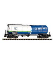 """Съчленен вагон -цистерна """"Wascosa OMV"""" на DB AG, епоха VI"""