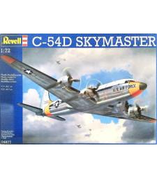 1:72 Транспортен самолет Douglas C-54 Skymaster