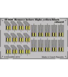 1:48 Фотоец части за – премахни преди полет - жълто и черно