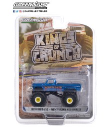 Kings of Crunch Series 9 - West Virginia Mountaineer - 1979 Ford F-250 Monster Truck Solid Pack