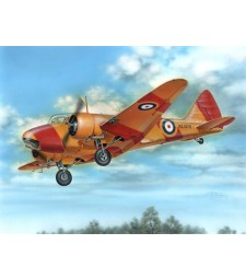 """1:48 Двумоторен моноплан Airspeed Oxford Mk.I/II """"Commonwealth Service"""""""