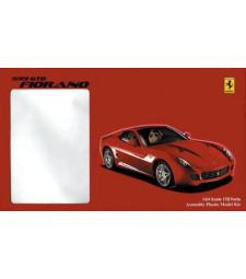 1:24 Спортен автомобил Ферари 599ГТБ Фиорано (RS50 Ferrari 599GTB Fiorano - Real Sports Car)