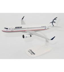 1:200 A320 AEGEAN AIRLINES PPC - сглобка без лепило