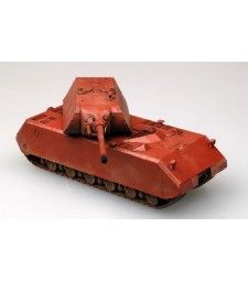"1:72 ""MAUS"" tank - German Army based color coated"