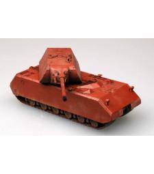 "1:72 Германски танк МАУ, основен цвят (""MAUS"" tank - German Army based color coated)"