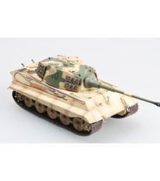 1:72 Германски танк Тигър II с купол Хеншел, Schwere SS.Pz.Abt.503, танк #100 (Tiger II (Henschel turret) Schwere SS.Pz.Abt.503, tank #100)