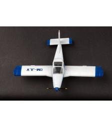 1:72 Чехословашки тренировъчен самолет Злин З-42 (Z-42)