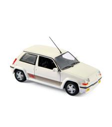 Renault 5 GT Turbo 1989 - White