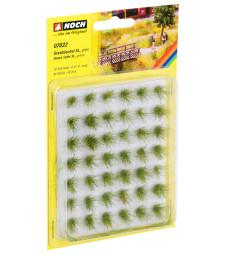Туфи трева XL, зелени – 12 mm